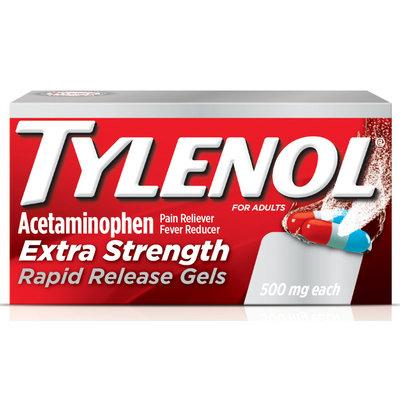 Tylenol® Rapid Release Gels