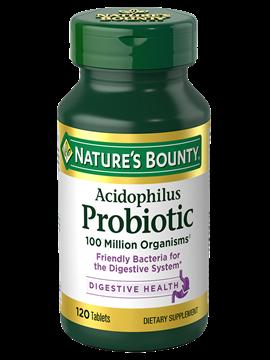 NATURE'S BOUNTY® Acidophilus Probiotic