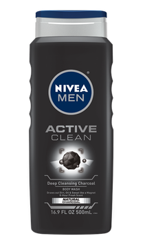 NIVEA Active Clean Body Wash