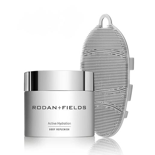 Rodan + Fields Active Hydration Body Replenish + Body Polisher