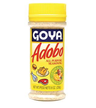 Goya® Adobo All Purpose Seasoning With Lemon And Pepper