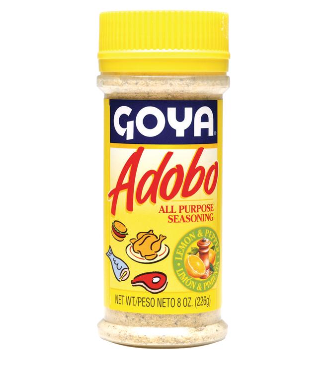 Goya® Adobo All Purpose Seasoning With Lemon And Pepper