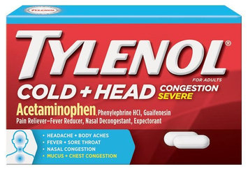 Tylenol® Cold + Head Severe Caplets