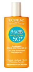 L'Oréal Paris Advanced Suncare Silky Sheer BB Face Lotion 50+