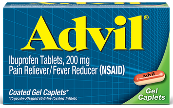 Advil® Gel Caplets