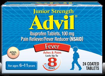 Junior Strength Advil® Tablets