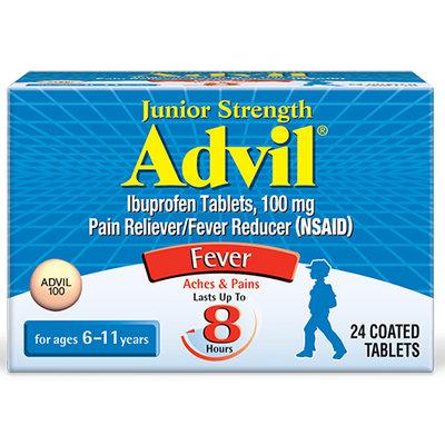Advil® Junior Strength Tablets