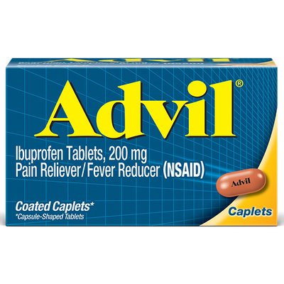 Advil® Pain Relief Caplets