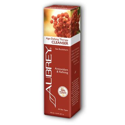 Aubrey Organics Age-Defying Therapy Cleanser