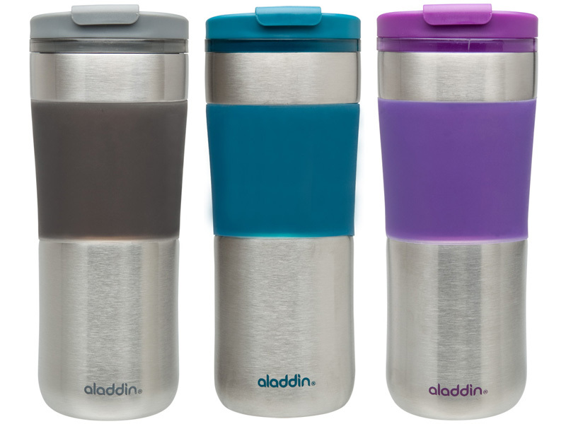 Aladdin® Steel Water Bottles