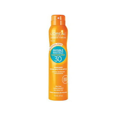 L'Oréal Paris Advanced Suncare Alcohol-Free Clear Spray SPF 30