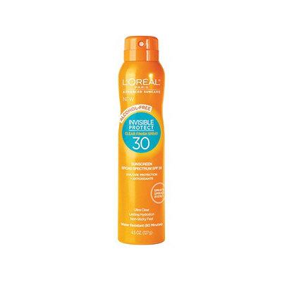 L'Oréal Paris Advanced Suncare Alcohol-Free Clear Spray SPF 30