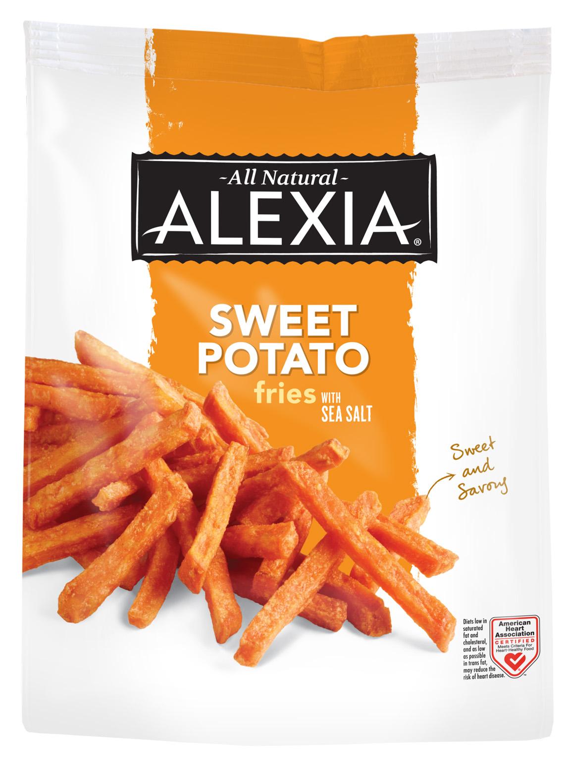 Alexia Sweet Potato Fries with Sea Salt
