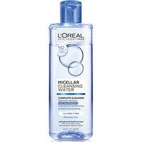 L'Oréal Paris Micellar Cleansing Water Complete Cleanser Waterproof - All Skin Types
