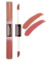 Girlactik Long Lasting Matte Lip Paint Liquid Lipstick Duo