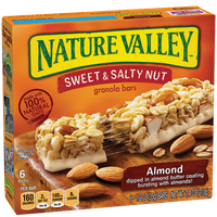 Nature Valley™ Almond Sweet & Salty Nut Granola Bars
