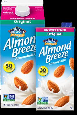 Almond Breeze® Unsweetened Original