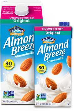 Almond Breeze® Unsweetened Original