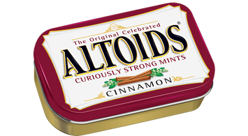 Altoids Curiously Strong Cinnamon Mints