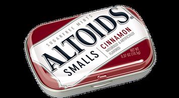 Altoids Sugar Free Cinnamon Smalls Mints