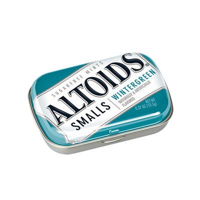 Altoids Sugar Free Wintergreen Smalls Mints