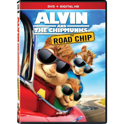 Alvin And The Chipmunks: The Road Chip (dvd)