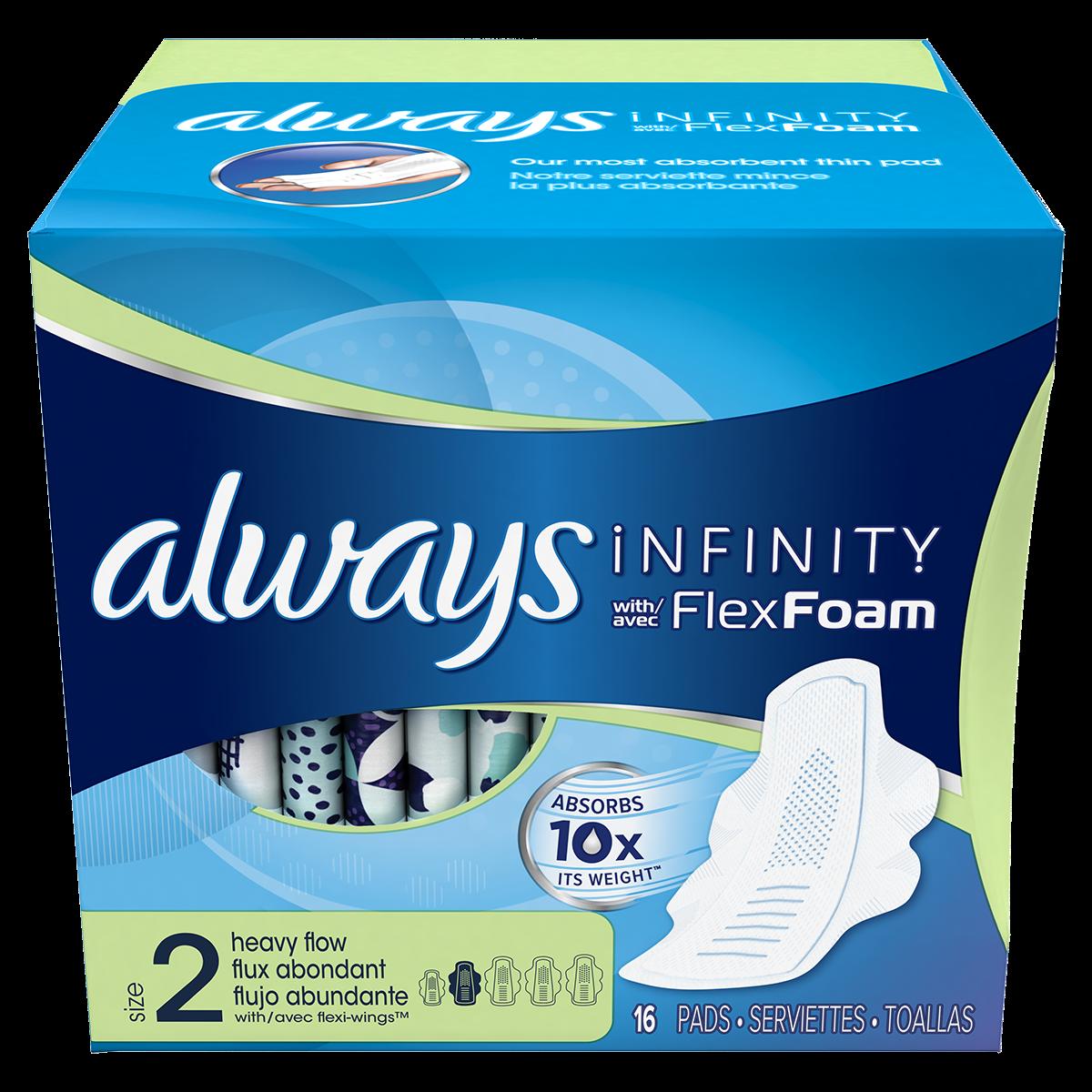 Always® Infinity™