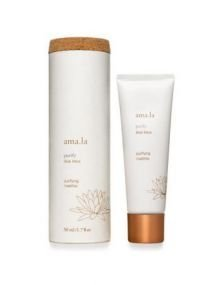 Amala Blue Lotus Purifying Mattifier