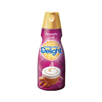 International Delight Gourmet Coffee Creamer Amaretto