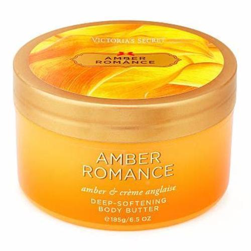 Victoria's Secret Amber Romance Deep Softening Body Butter