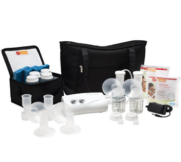 Ameda Finesse™ Breast Pump With Dottie Tote