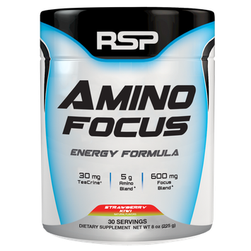 RSP Nutrition Amino Focus Strawberry Kiwi