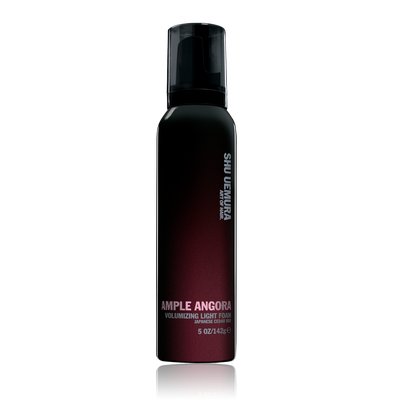 Shu Uemura Ample Angora - Volumizing Light Foam