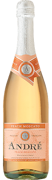 André Peach Moscato California Champagne