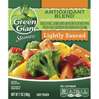 Green Giant® Steamers Antioxidant Vegetable Blend With Broccoli, Carrots, And Peppers