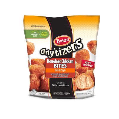 Tyson Any'tizers Boneless Chicken Bites (Buffalo Style)