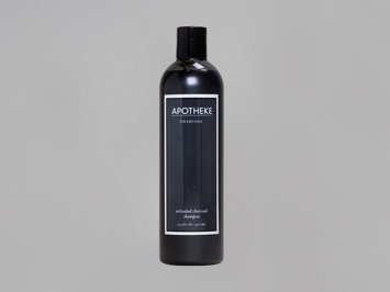 Apotheke Brookyln Charcoal Shampoo