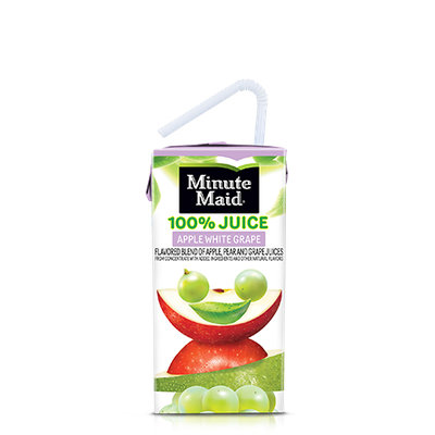 Minute Maid® Apple White Grape Juice