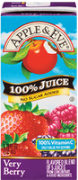 Apple & Eve®  Very Berry 100% Juice