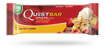 QUEST NUTRITION Apple Pie Protein Bar