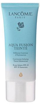 Lancôme Aqua Fusion Teinté Continuous Infusing Tinted Moisturizer SPF 20