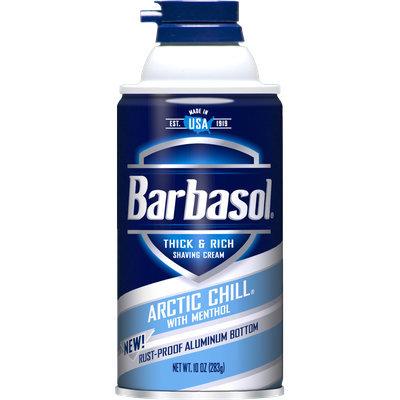Barbasol Arctic Chill Shaving Cream