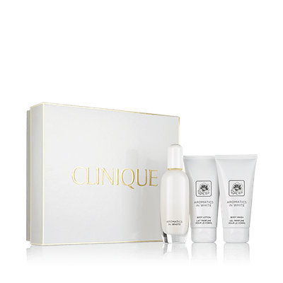 Clinique Aromatics In White Gift Set
