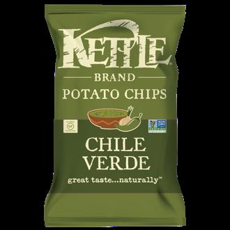 KETTLE BRAND®Potato Chips Chile Verde