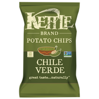 Kettle Brand® Chile Verde Potato Chips