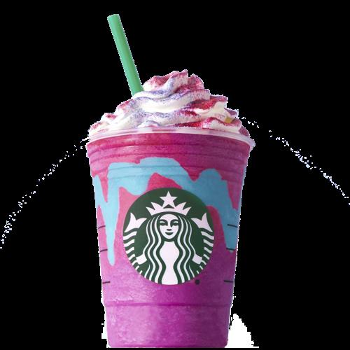 Unicorn Frappuccino Blended Crème  starbuckscom
