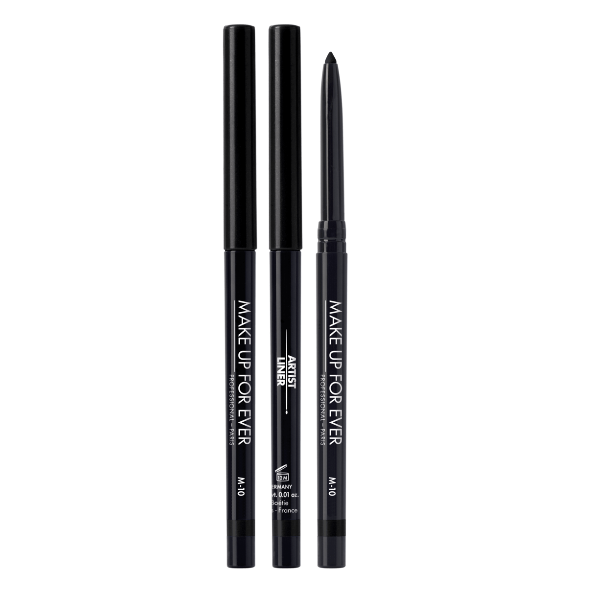 MAKE UP FOR EVER Artist Liner Intense Pay-Off Gliding Eye Pencil