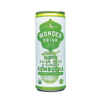 Kombucha Wonder Drink Asian Pear & Ginger in Can