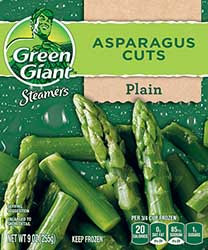 Green Giant® Steamers Asparagus Cuts