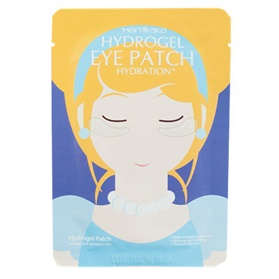 Hanaka Hydrogel Eye Patch Hydration - Hyaluronic Acid + Cactus